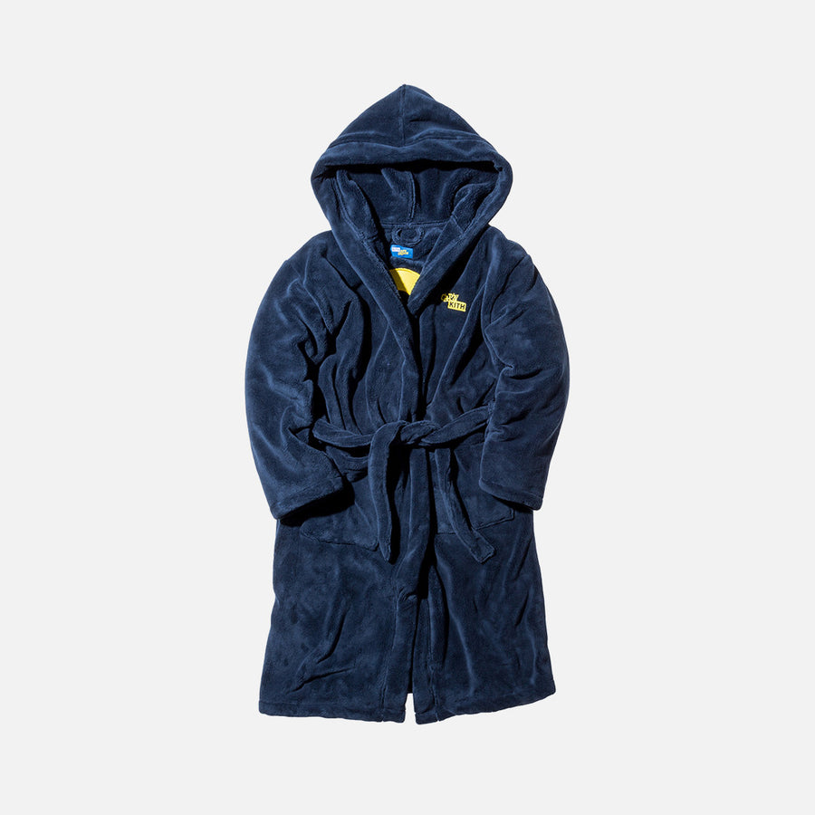 Cap'n Kith Fleece Robe