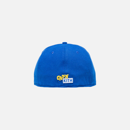 Cap'n Kith x New Era C 59FIFTY Cap - Royal Blue