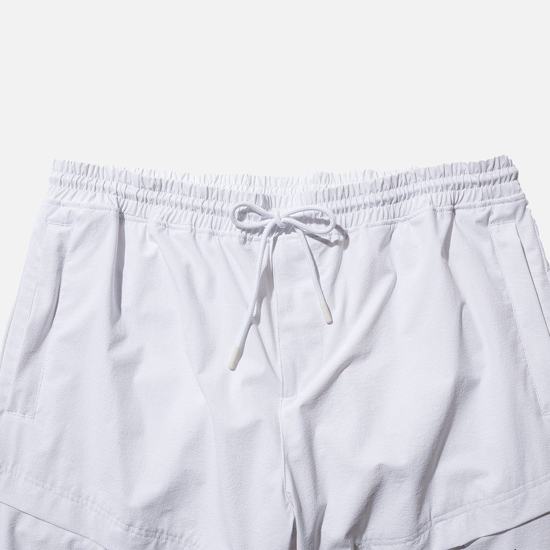 Kith Wallace Nylon Pant - White