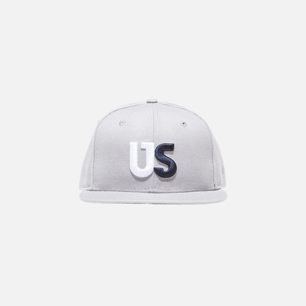 Kith x New Era Us 59FIFTY Cap - Grey
