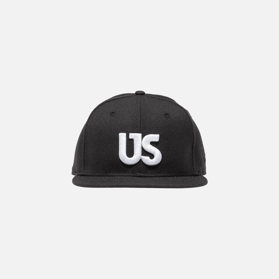 Kith x New Era Us 59FIFTY Cap - Black