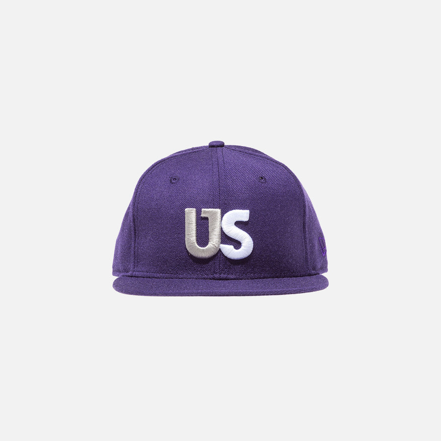 Kith x New Era Us 59FIFTY Cap - Purple