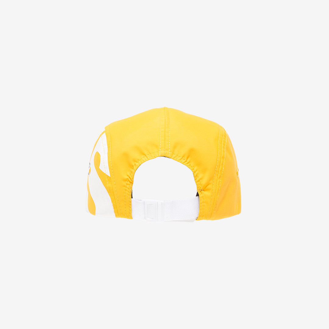 Kith Us Camp Hat - Yellow / Navy