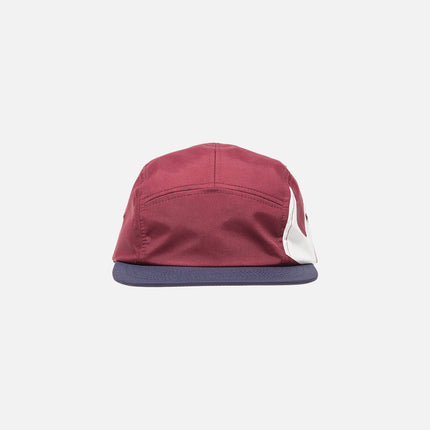 Kith Us Camp Hat - Burgundy / Navy