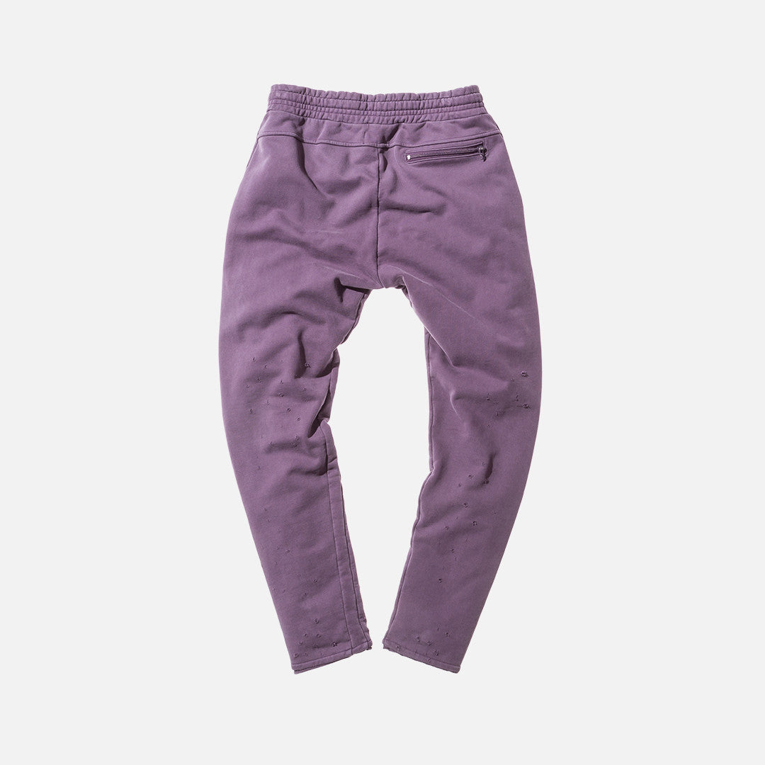 Kith x Iro Bradki Sweatpant - Dark Purple