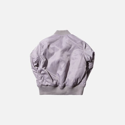 Kidset Astor Bomber - Purple Fog