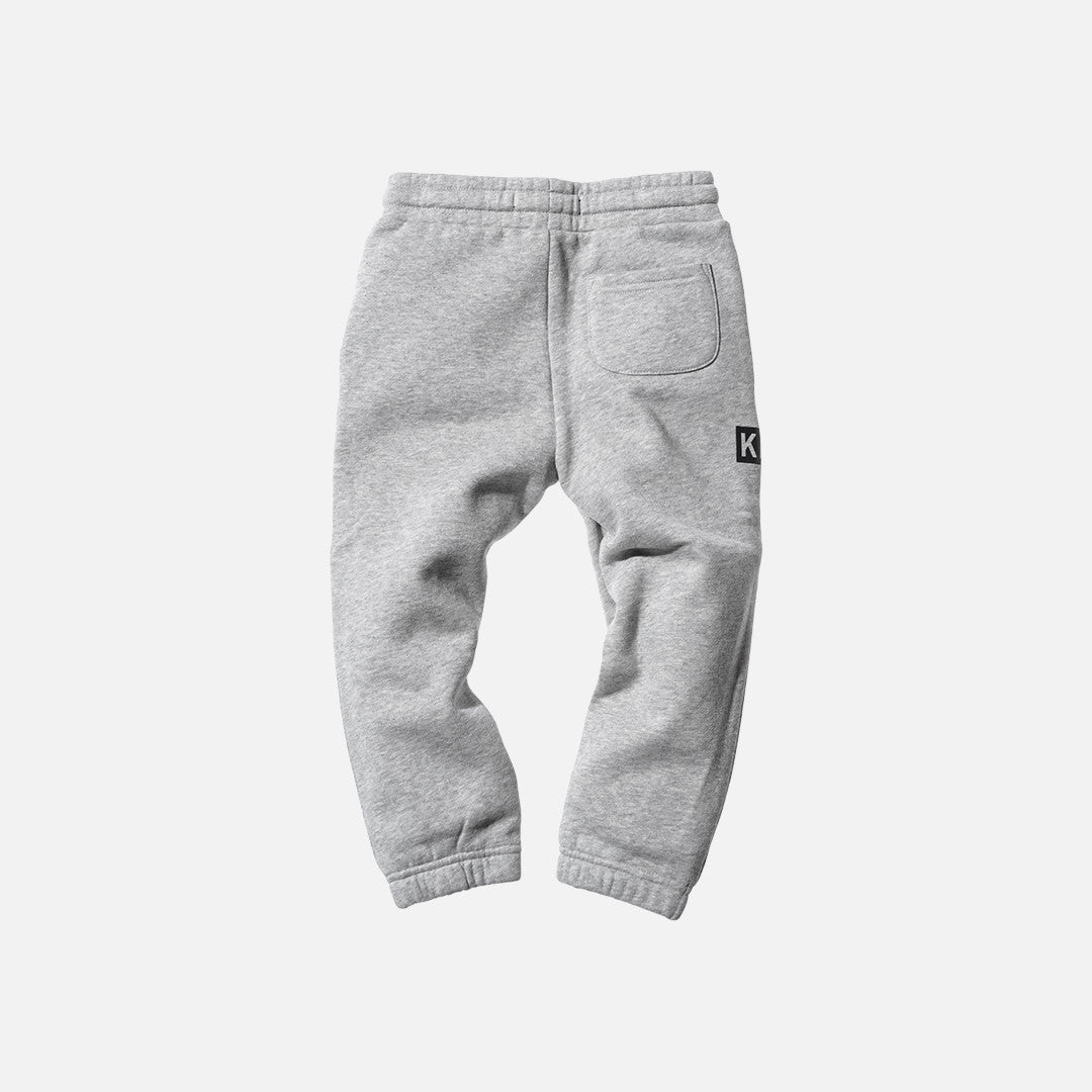 Kidset Williams Sweatpant - Heather Grey
