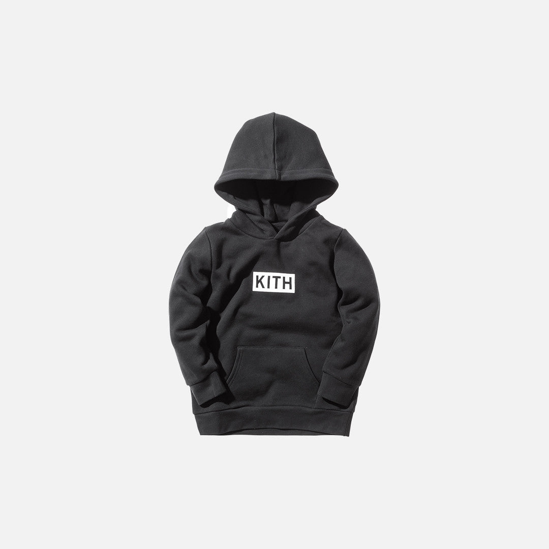 Kidset Williams Hoodie - Black