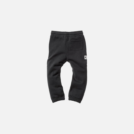 Kidset Williams Sweatpant - Black