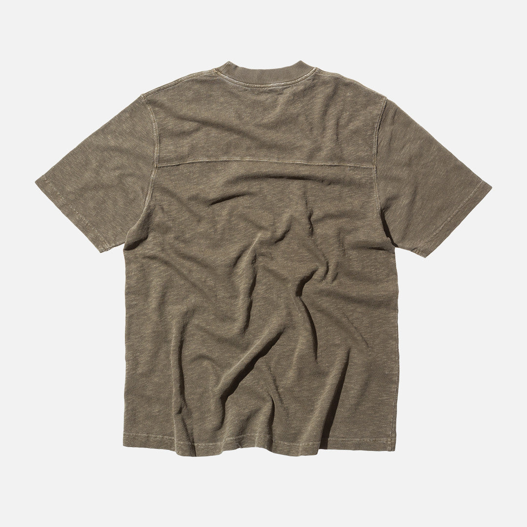 Yeezy College Tee - Military Dark