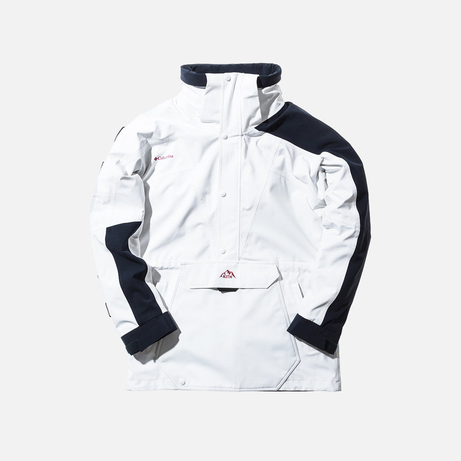 Kith x Columbia Sportswear Antora Pinnacle Jacket - Team Us