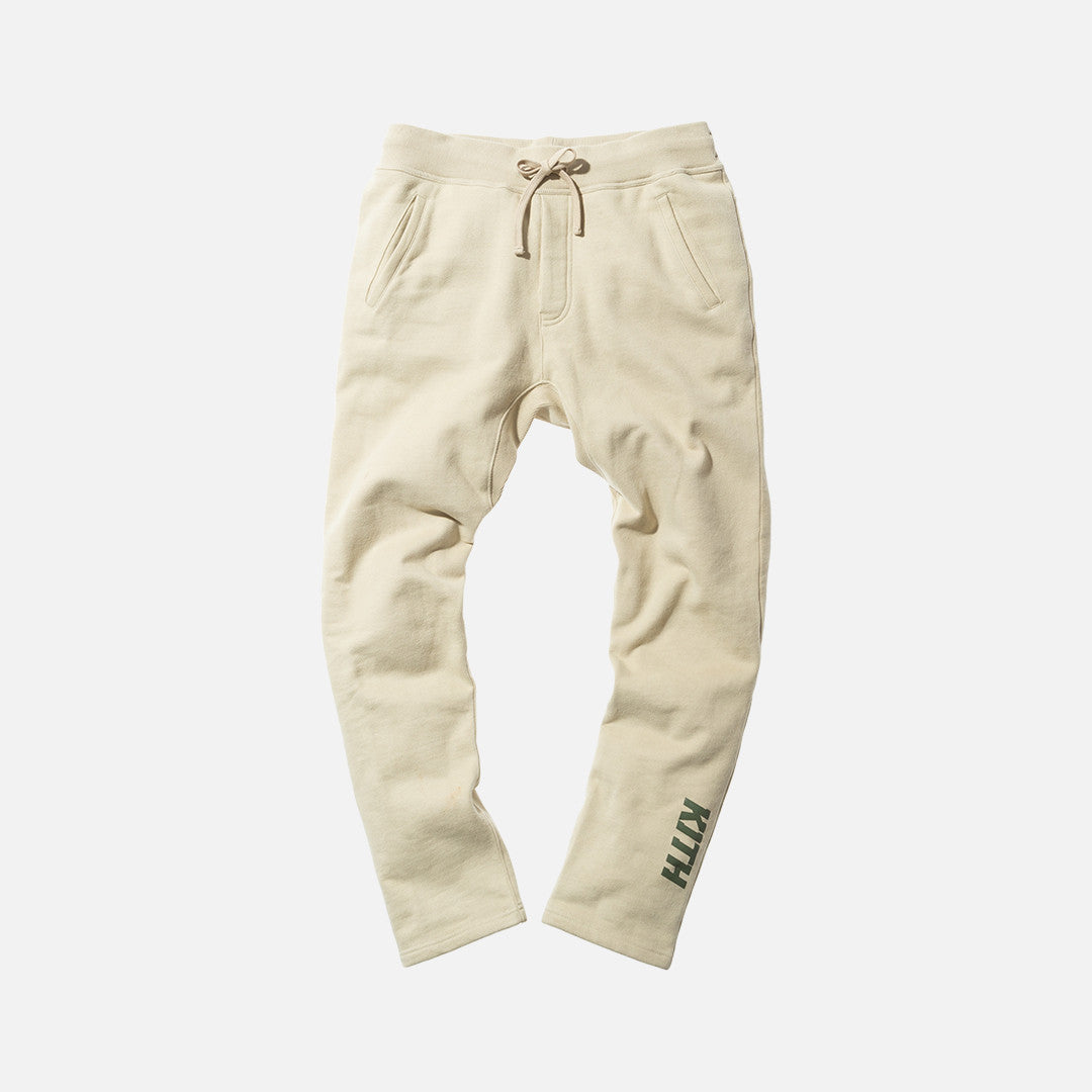 Kith Legends Day Sweatpant - Sand