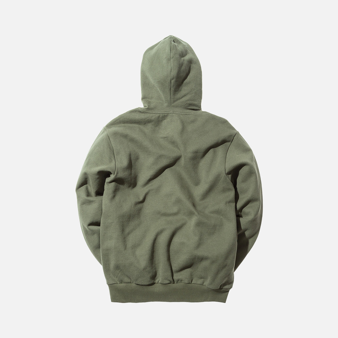 Kith Legends Day Hoodie - Olive