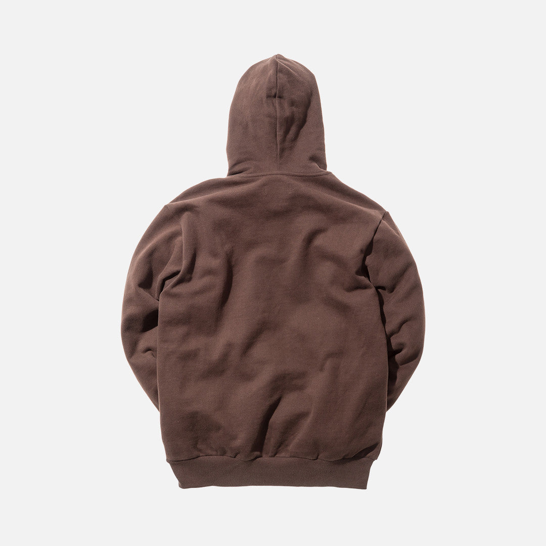 Kith Legends Day Hoodie - Chocolate