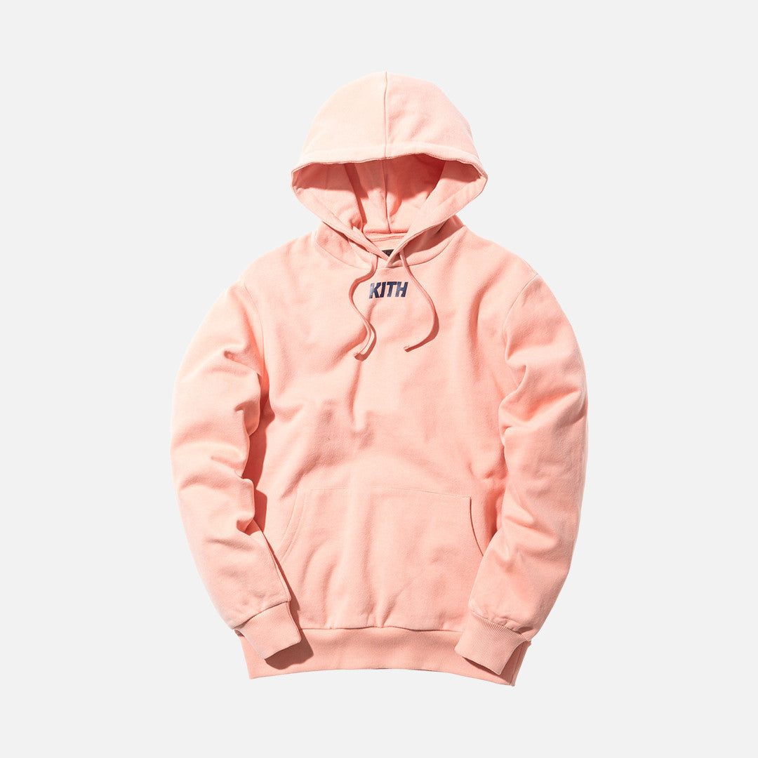 Kith Legends Day Hoodie - Salmon