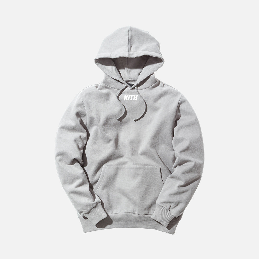 Kith Legends Day Hoodie - Grey