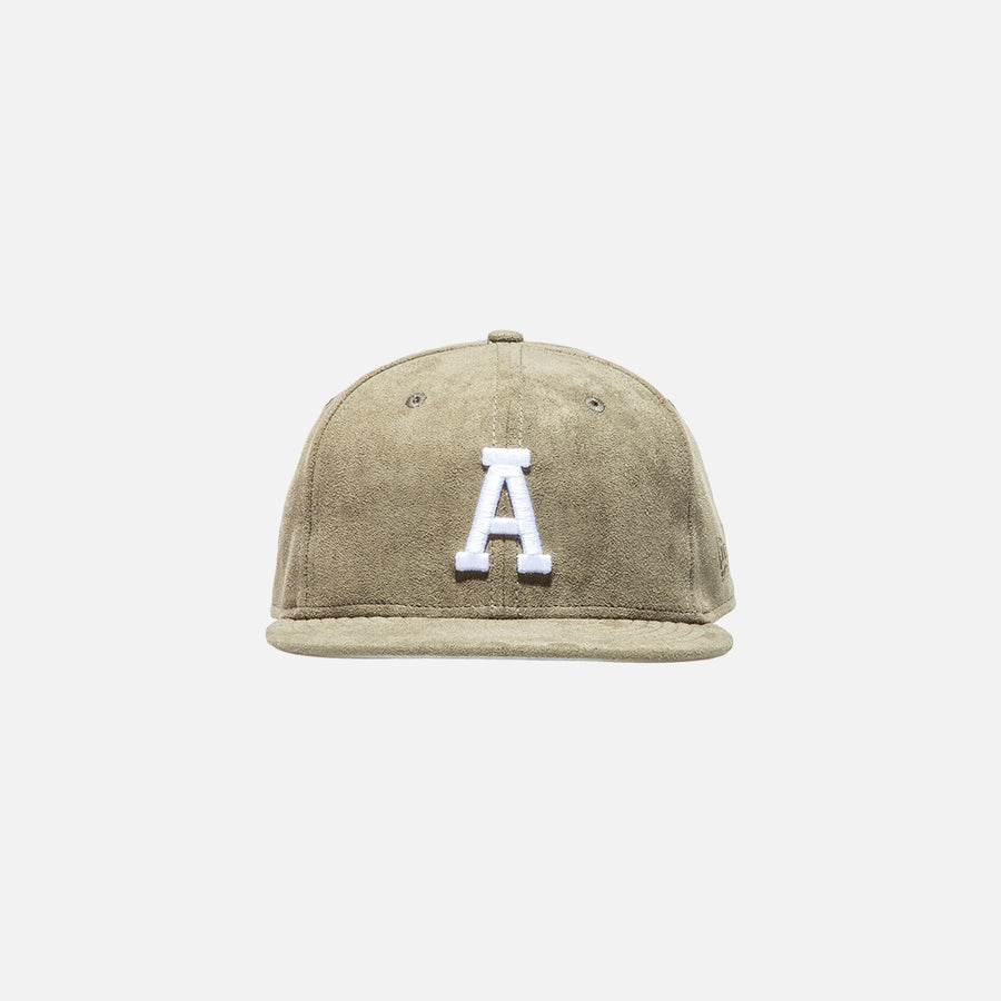 Kith x New Era A 59FIFTY Cap - Khaki