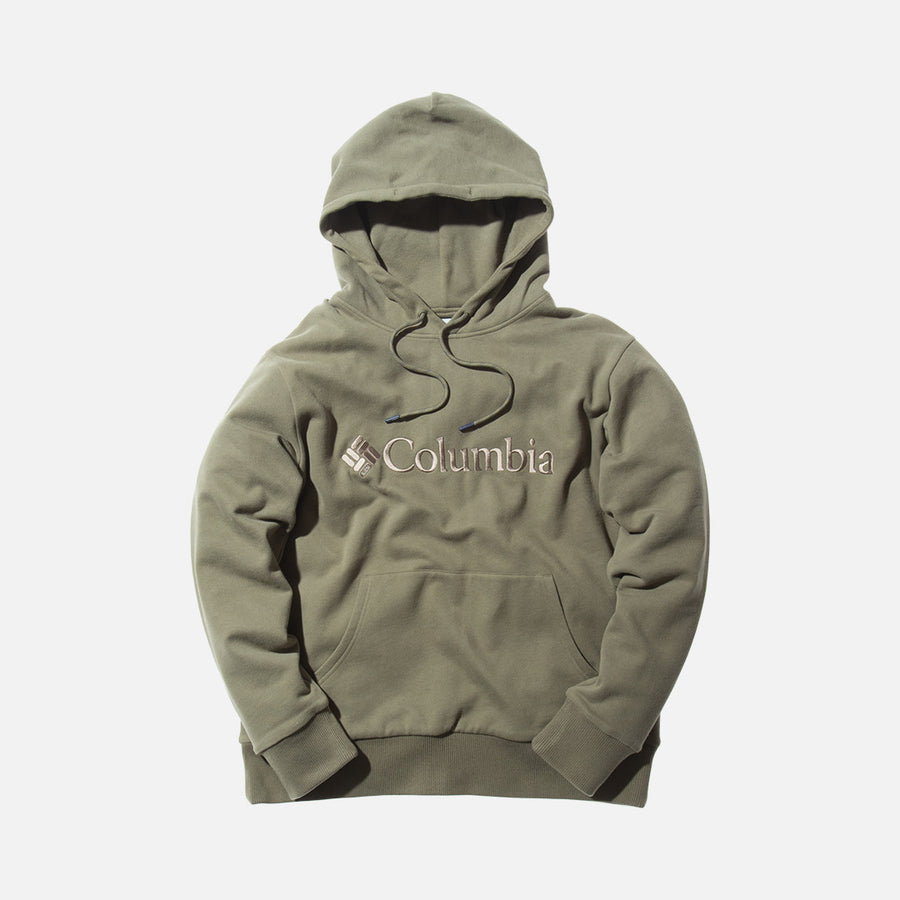 Kith x Columbia Sportswear Williams Hoodie - Stone Green