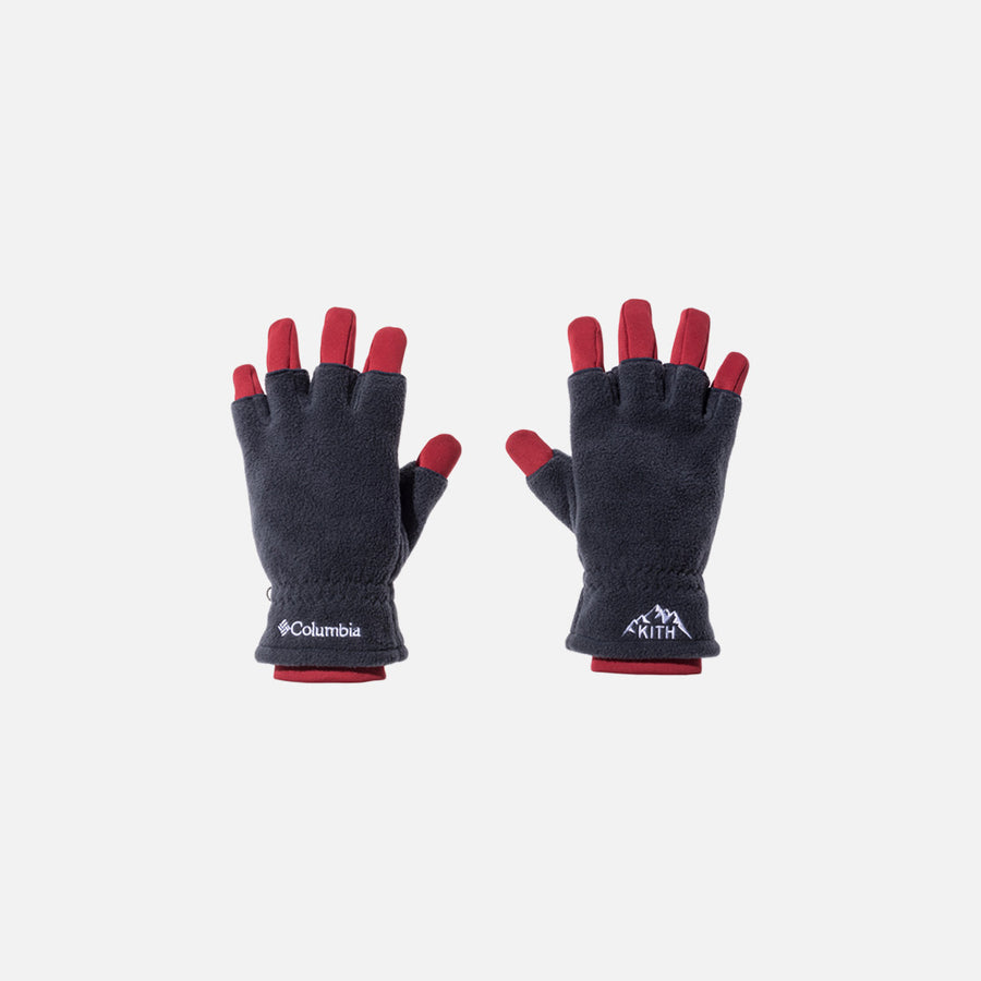 Kith x Columbia Sportswear Bugaboo Gloves - Team Us