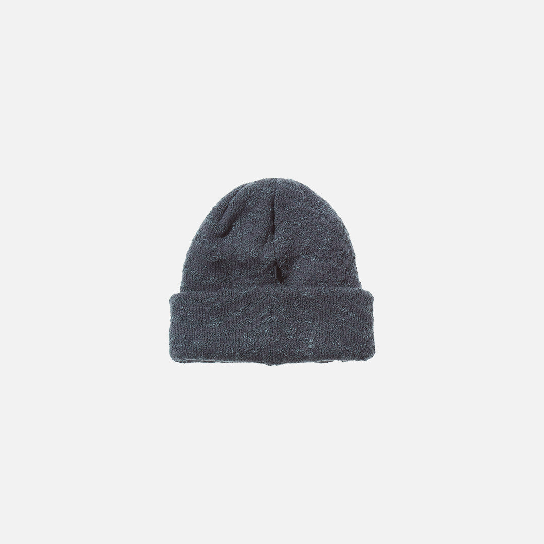 Kith x New Era Slub Knit Beanie - India Ink