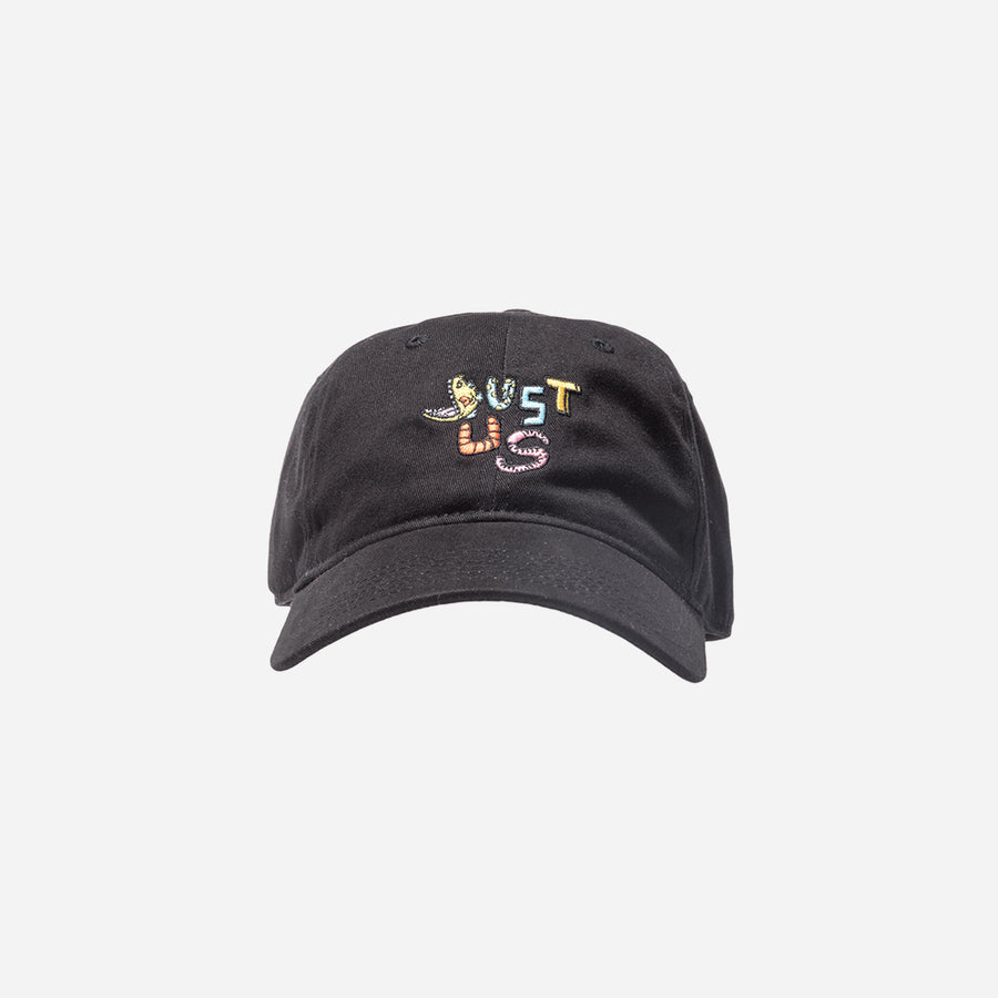Kith x Rugrats Just Us Cap - Black