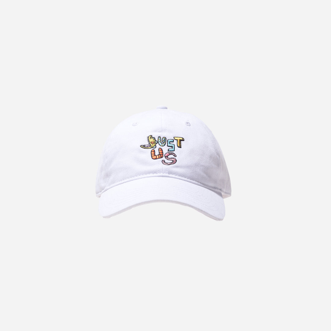 Kith x Rugrats Just Us Cap - White