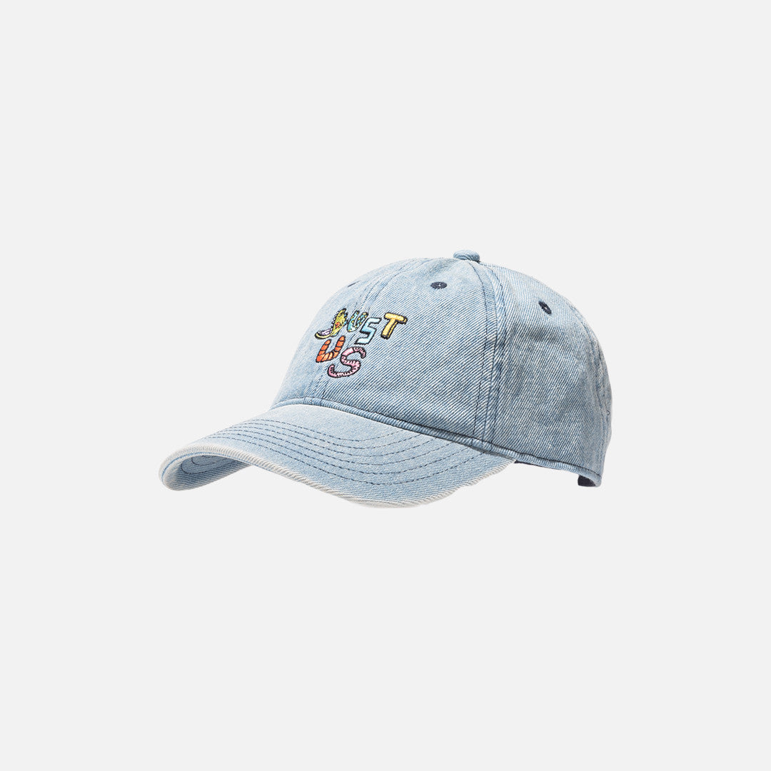 Kith x Rugrats Just Us Cap - Denim