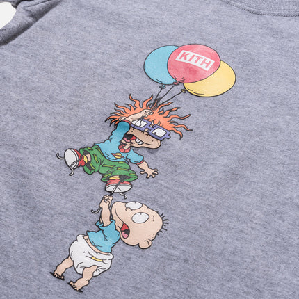 Kidset x Rugrats Tommy & Chuckie Tee - Grey