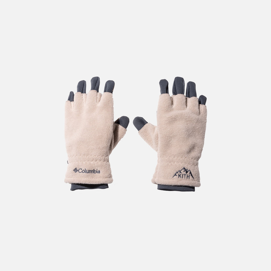 Kith x Columbia Sportswear Bugaboo Gloves - Superstorm
