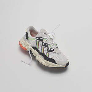 adidas Consortium Ozweego Era - White / Green / Orange Image 1