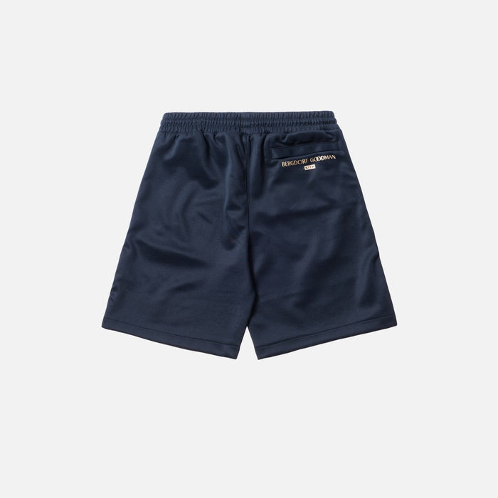 Kith x Bergdorf Goodman Track Short - Eclipse Navy