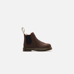 Dr. Martens 2976 Leonore Toddler - Dark Brown