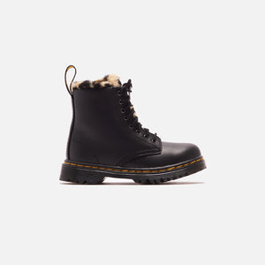 Dr. Martens 1460 Serena Leo Toddler Boot - Black