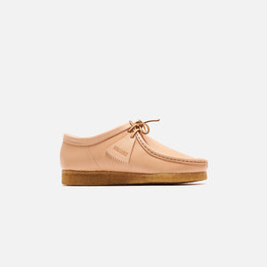 Clarks Wallabee - Natural Veg Tan