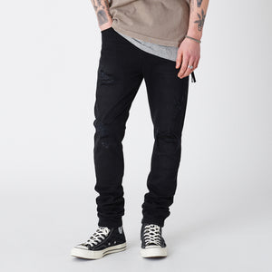 Kith Monroe Destroyed Denim - All Day Wash