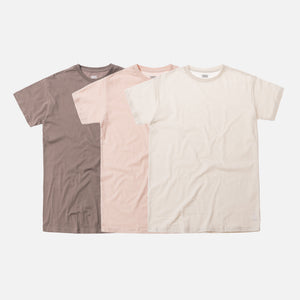 Kith Undershirt 3-Pack - Off White / Light Pink / Cinder
