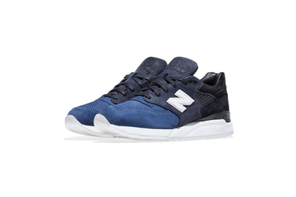 Ronnie Fieg x New Balance 998 - City Never Sleeps