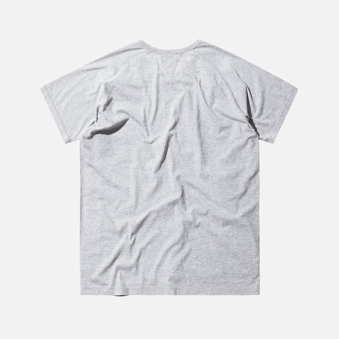 Kith Lewis Tee - Athletic Grey