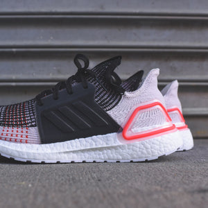 adidas Consortium UltraBOOST 19 - Black Orchird - Core Black / True Pink / Orange