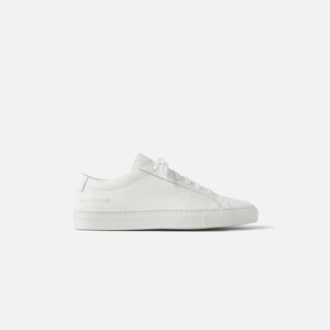 Common Projects Original Achilles Low - White