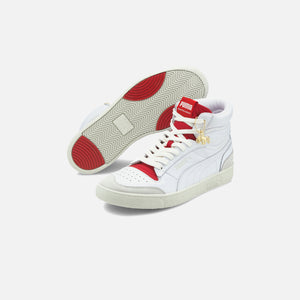 Puma Ralph Sampson Mid R. Dassler Legacy - Col Red Image 3