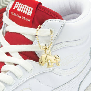 Puma Ralph Sampson Mid R. Dassler Legacy - Col Red Image 6