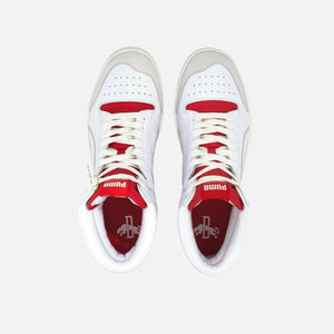 Puma Ralph Sampson Mid R. Dassler Legacy - Col Red Image 4