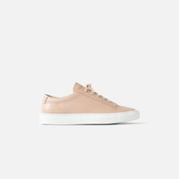 Common Projects WMNS Original Achilles Low - Blush / White Thumbnail 1