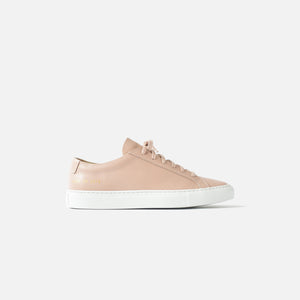 Common Projects WMNS Original Achilles Low - Blush / White Image 1