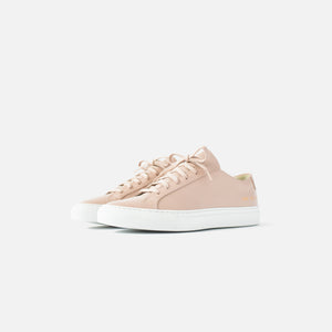 Common Projects WMNS Original Achilles Low - Blush / White Image 2