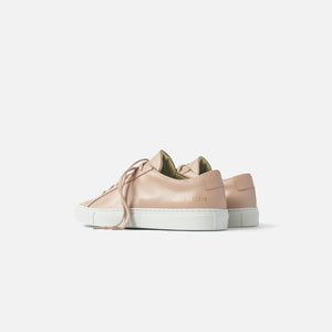 Common Projects WMNS Original Achilles Low - Blush / White Image 4