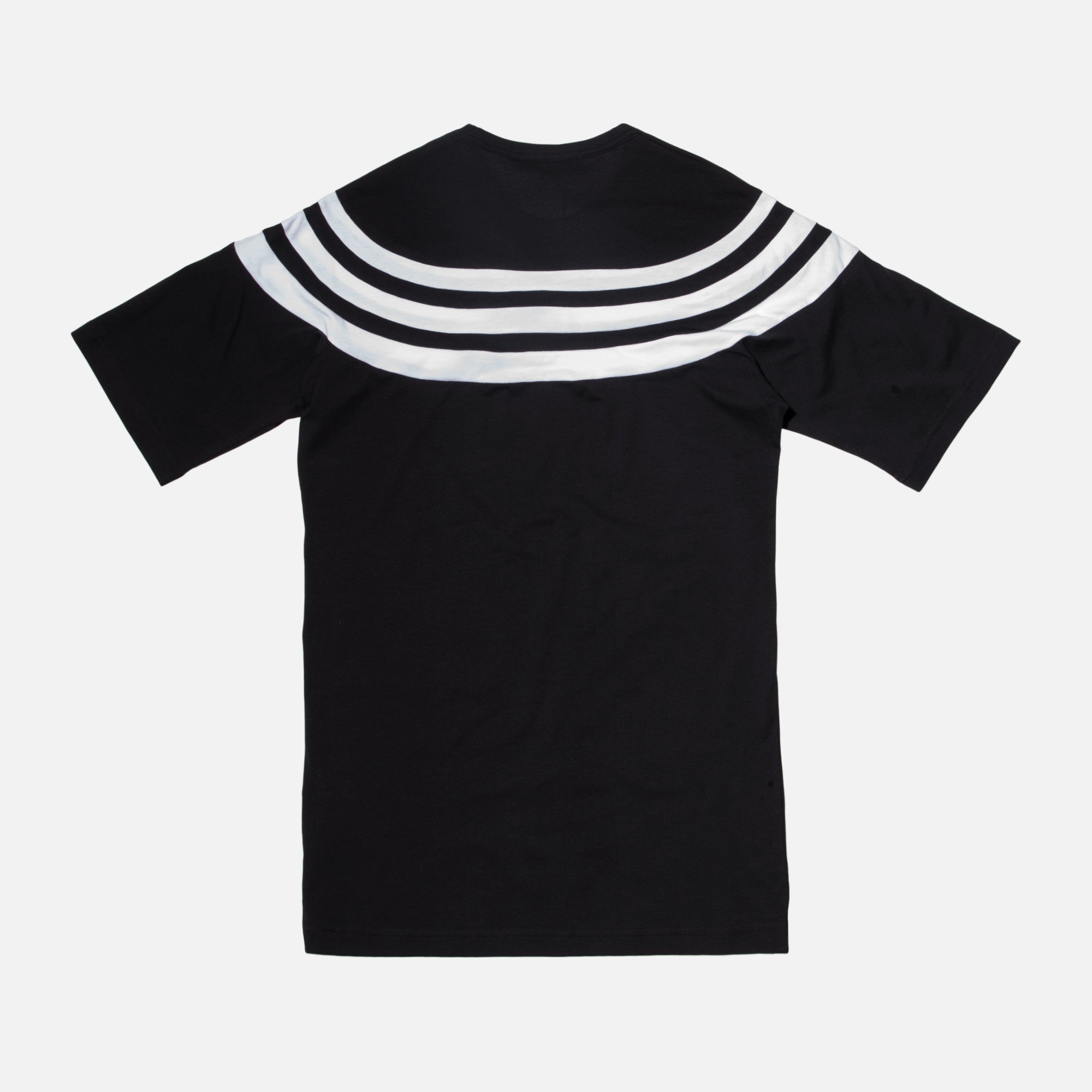 Y-3 3-Stripes Tee - Black