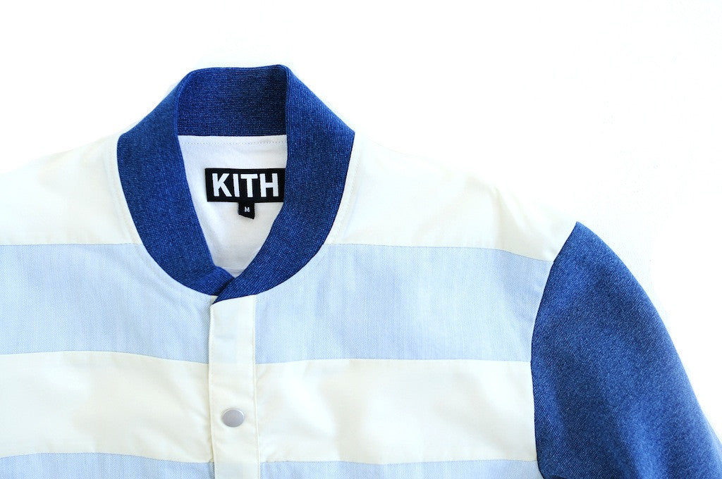 KITH Cortlandt Shirt - Off-White