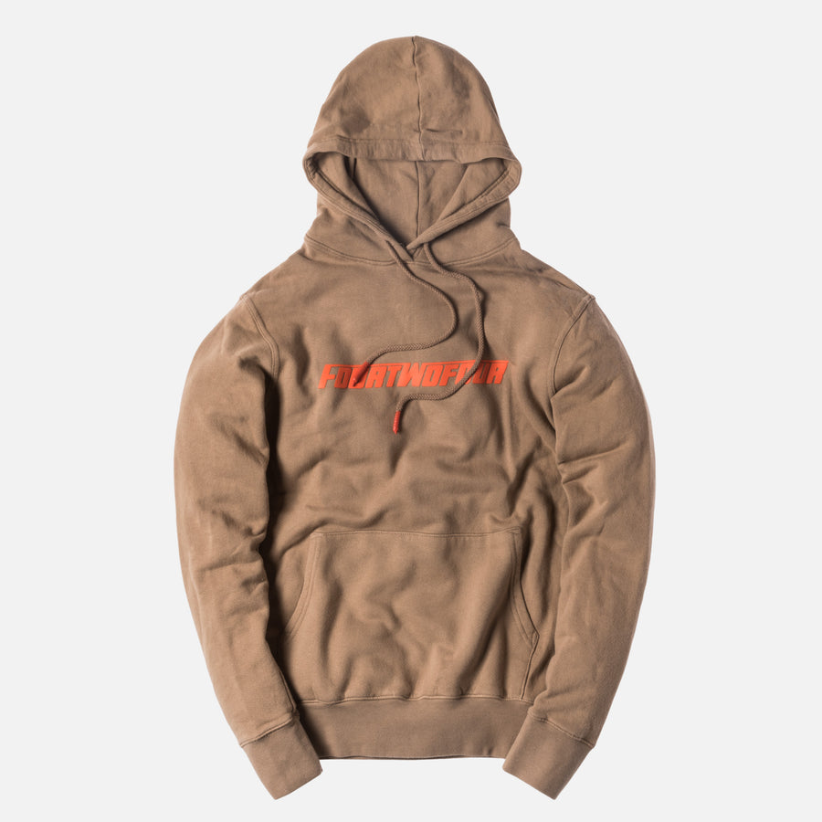 424 FOURTWOFOUR Hoodie - Camel